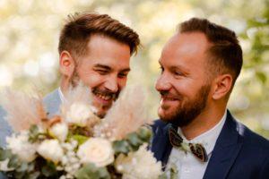 Mariage Hommes ; Just'Men