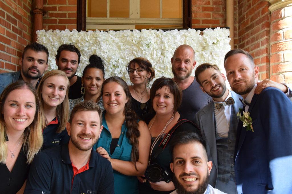 equipe de prestataires mariage wedding planner Nantes revadeux