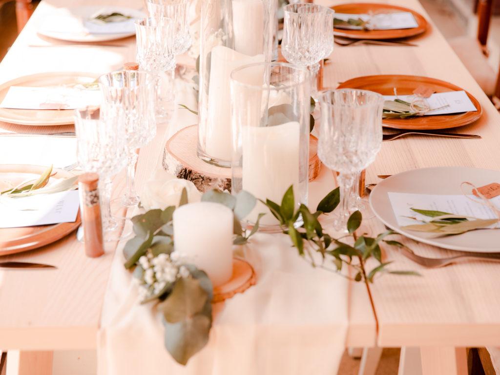 shooting d'inspiration mariage homme décoration de table weddind panner Nantes revadeux