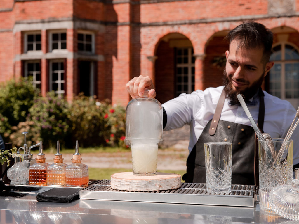 shooting d'inspiration ariage homme barman wedding planner nantes revadeux